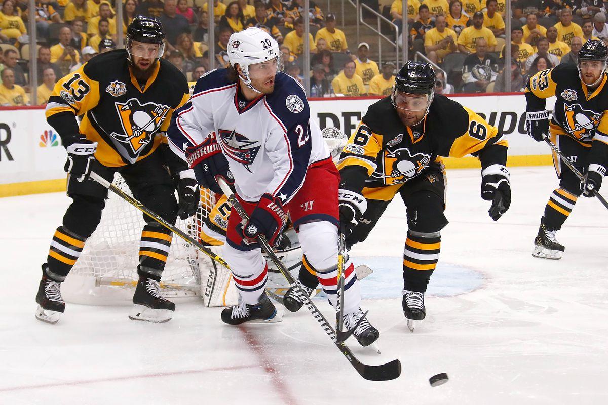 Columbus Blue Jackets v Pittsburgh Penguins - Game Five