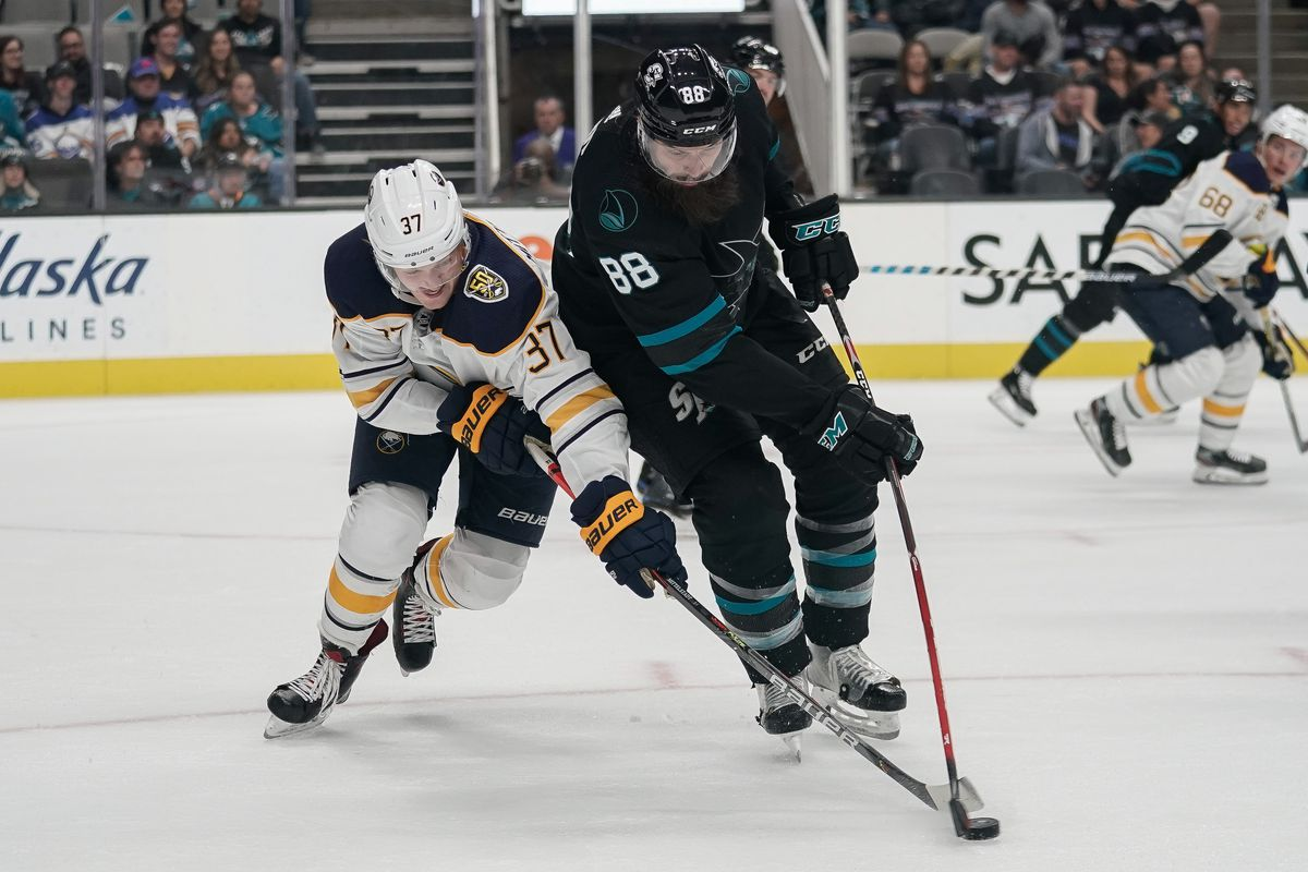 Game Thread: Sharks at Sabres | Game 10