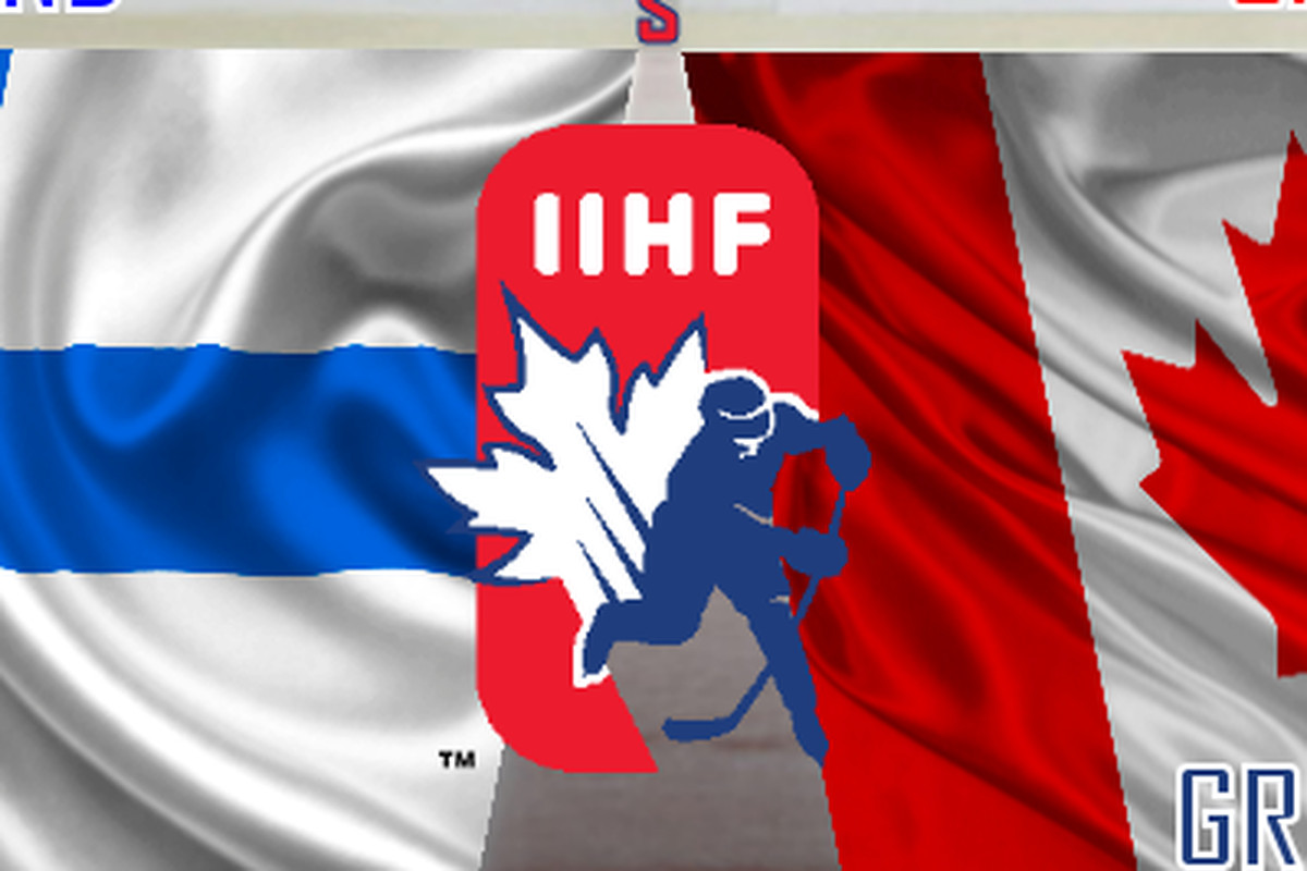 Canada Finland live score, video stream and H2H results ...