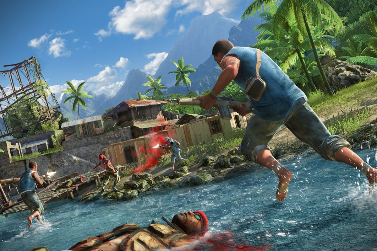Far Cry 3 PC update improves multiplayer stability, fixes