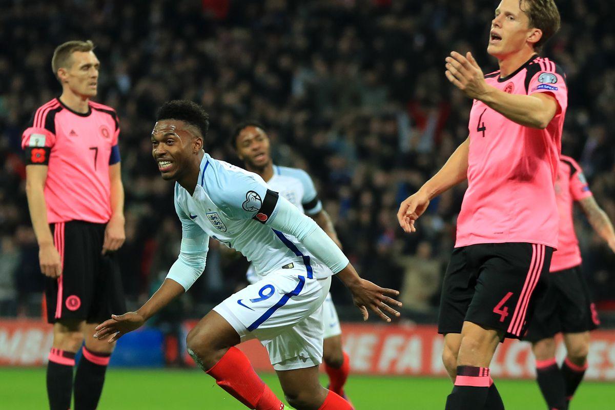 England v Scotland - FIFA 2018 World Cup Qualifier