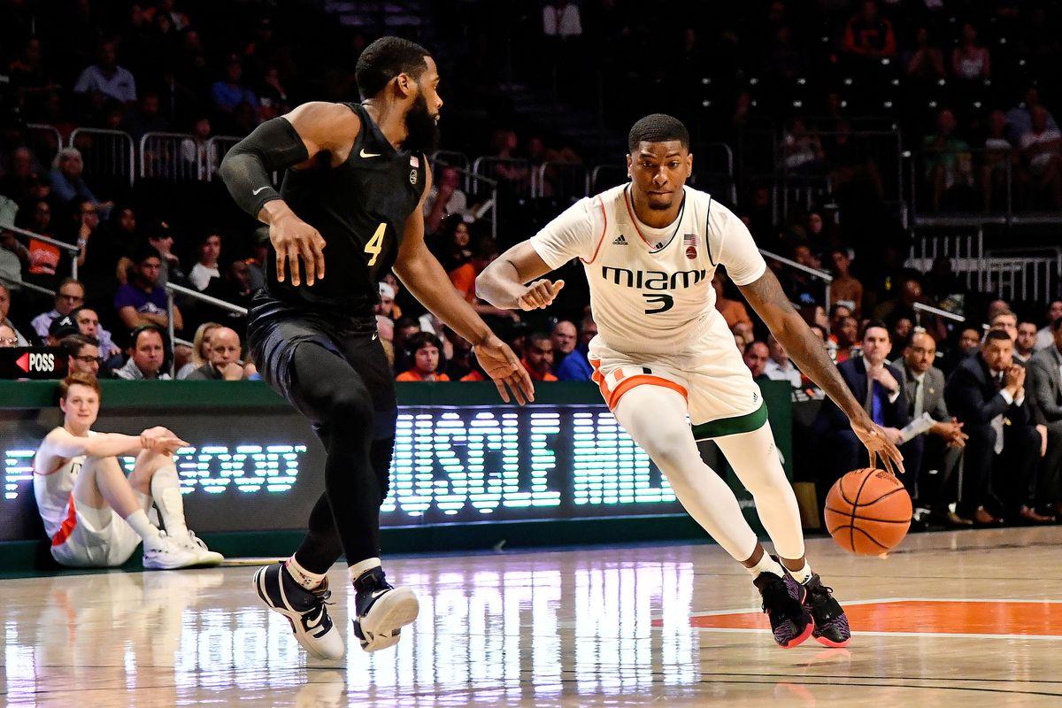 NCAA Basketball: Pittsburgh at Miami-Florida