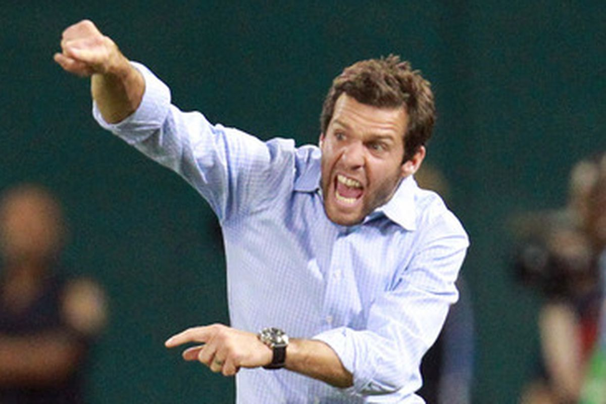 Ben Olsen and company were entertaining in Montreal, but fell 1-2.
