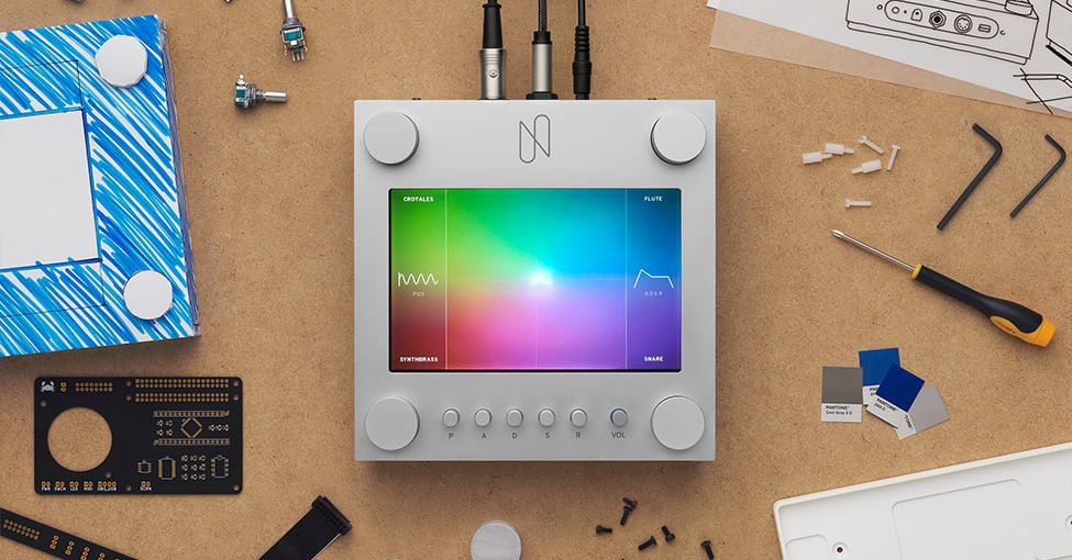Google's NSynth Super is an AI-backed Touchscreen Synth