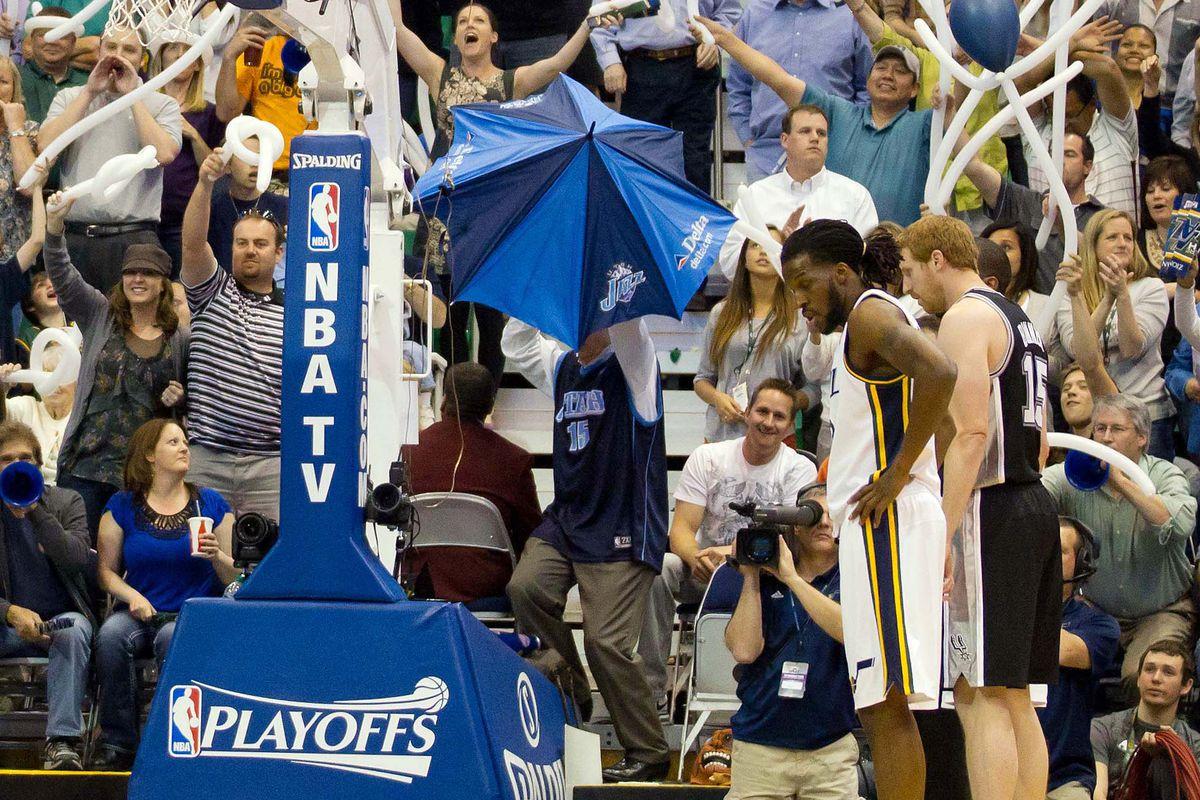 4c93bcecca8 Utah Jazz super fan