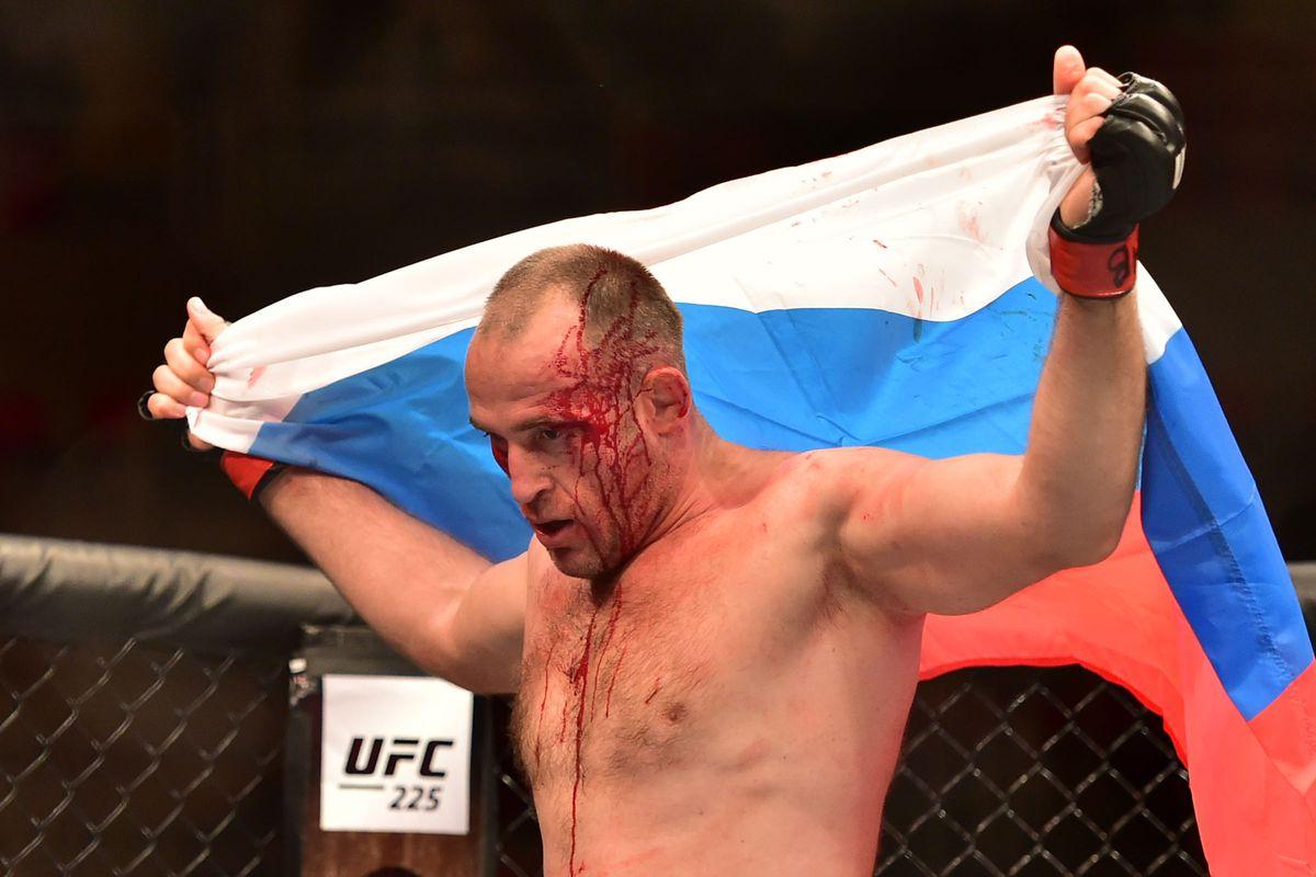 MMA: UFC 224- Oleinik vs Albini