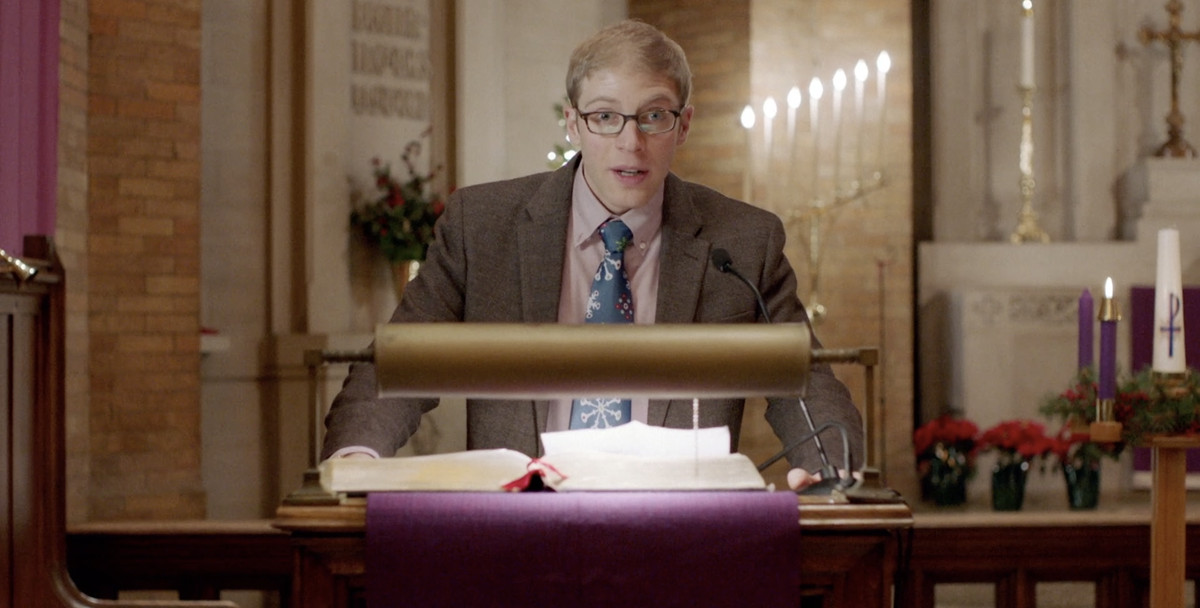 Joe Pera reads you the church announcements in Joe Pera Talks With You