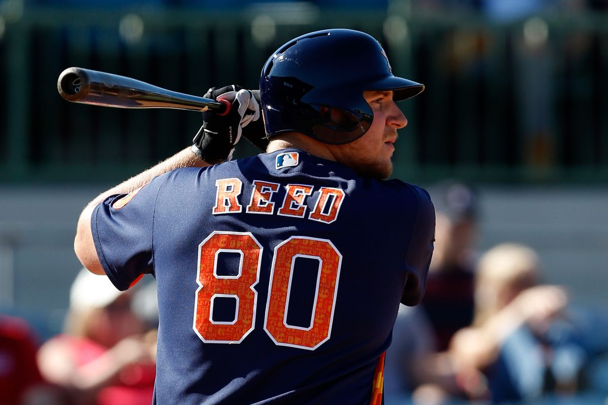 A.J. Reed is heating up in Fresno.