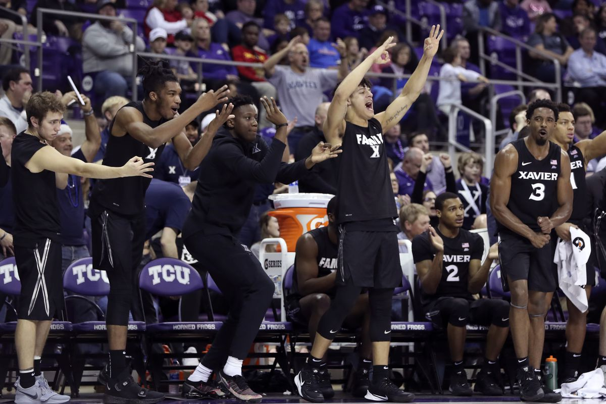 NCAA Basketball: Xavier at Texas Christian