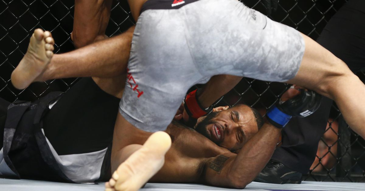 UFC Atlantic City main card results & highlights: Branch KOs Santos, Hooker blasts Miller