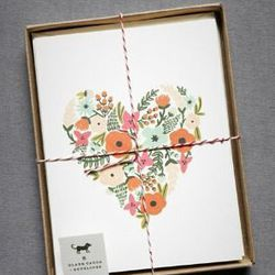 """<a href=""""http://www.bhldn.com/the-shop-decor-stationery/landscaped-heart-cards""""> BHLD Landscaped Heart cards</a>, $18 bhld.com"""