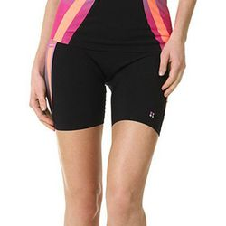 """<b>Tiffany Yannetta, Racked New York Editor:</b> """"<b>Sweaty Betty</b> makes great shorts don't ride up when I move around, which is my main prerogative when it comes to shopping for them. They're also really breathable and dry quick. I really like these m"""