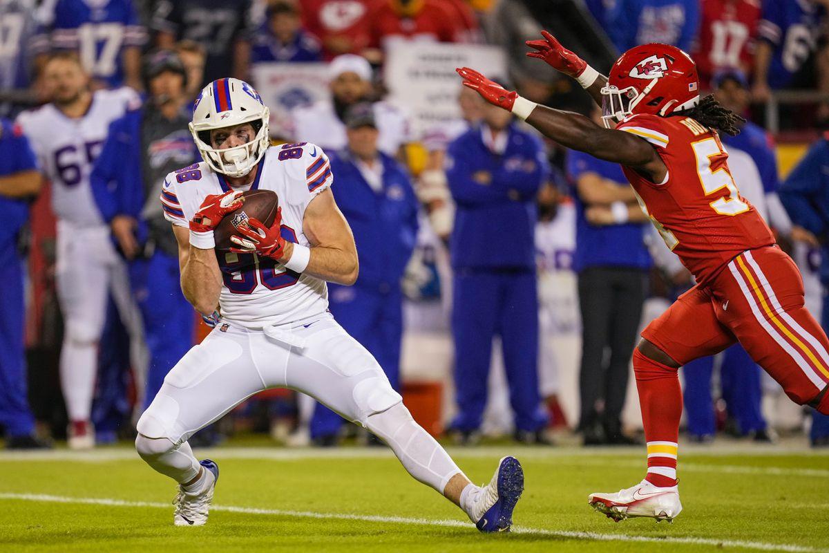 NFL: Buffalo Bills at Kansas City Chiefs