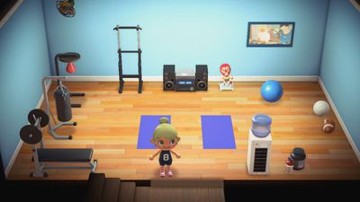 Image from iOS  2  - How to turn your 'Animal Crossing' island into sports paradise