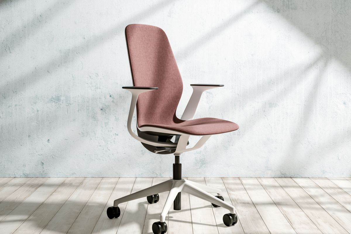 Steelcase S Silq Chair Marries Material Innovation And