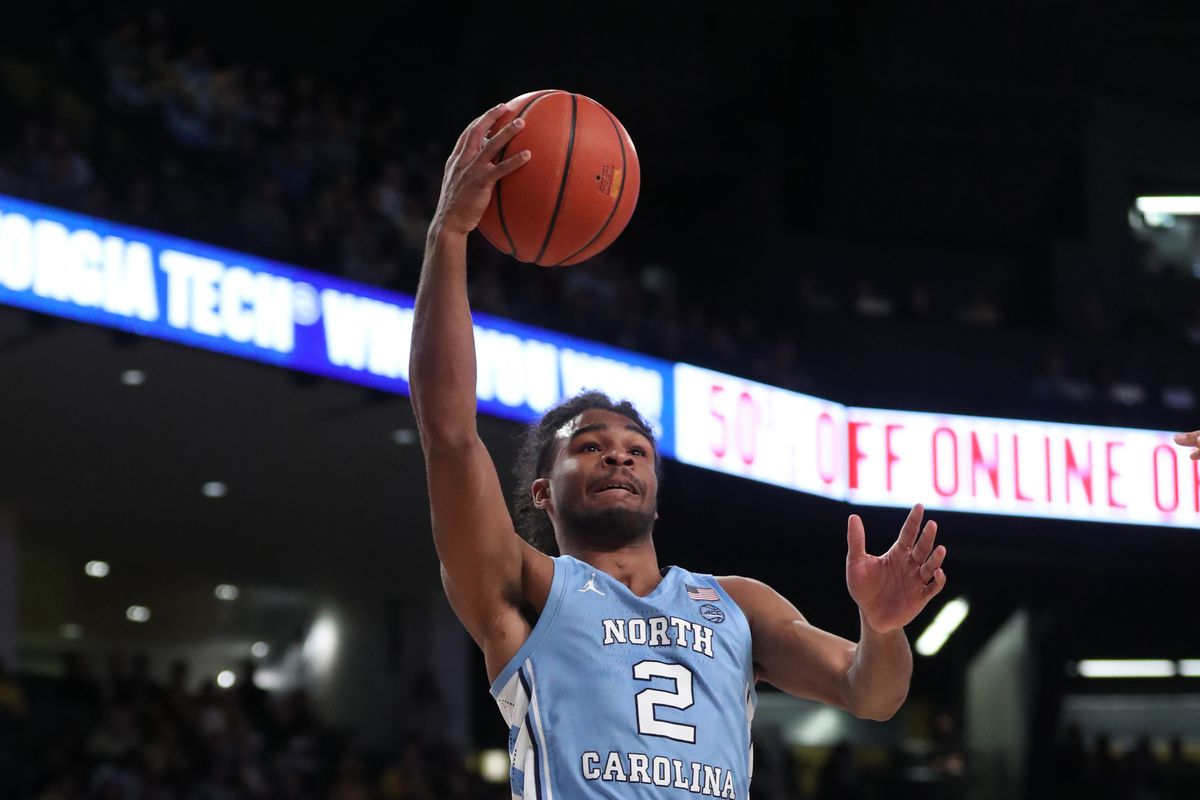 UNC 77, Georgia Tech 54: Tar Heels stay perfect on the road in ACC