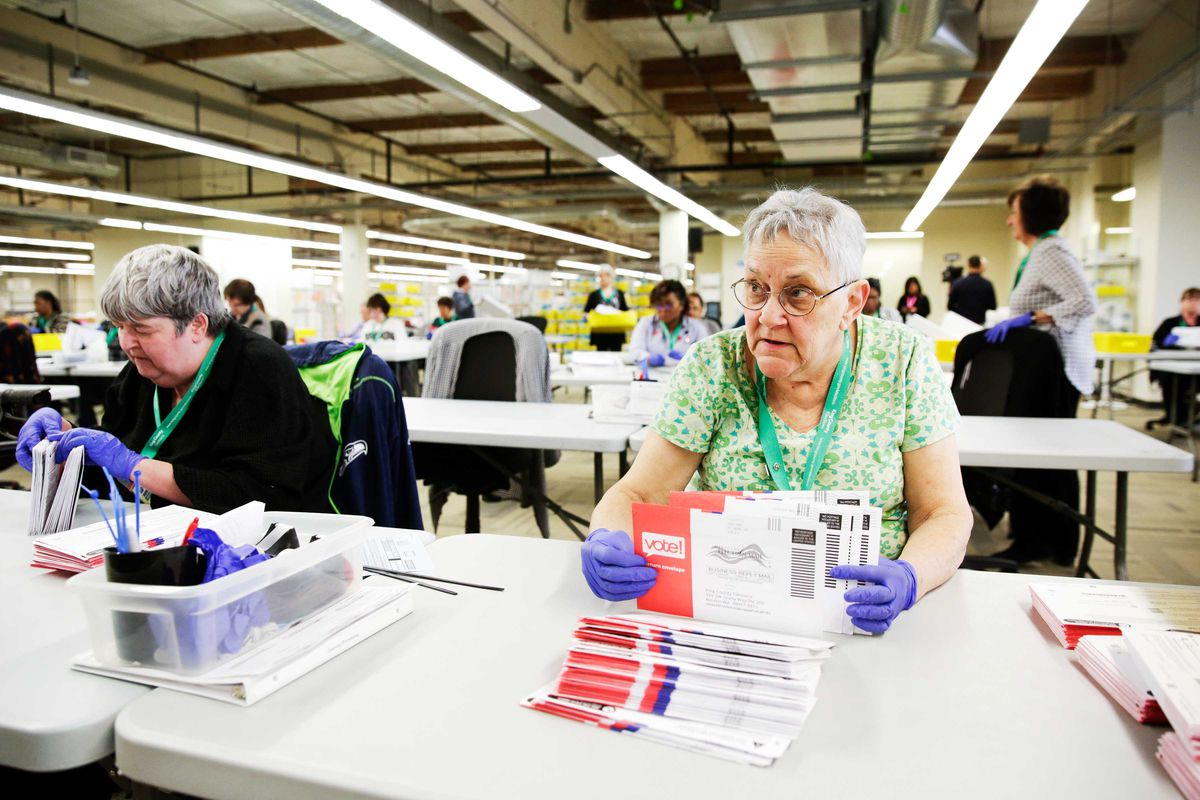 Us Elections During Coronavirus Voting By Mail Could Get A Boost Vox