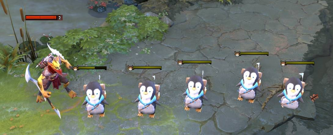 Dota 2 fan kidnaps fictional penguins in exchange for TI8