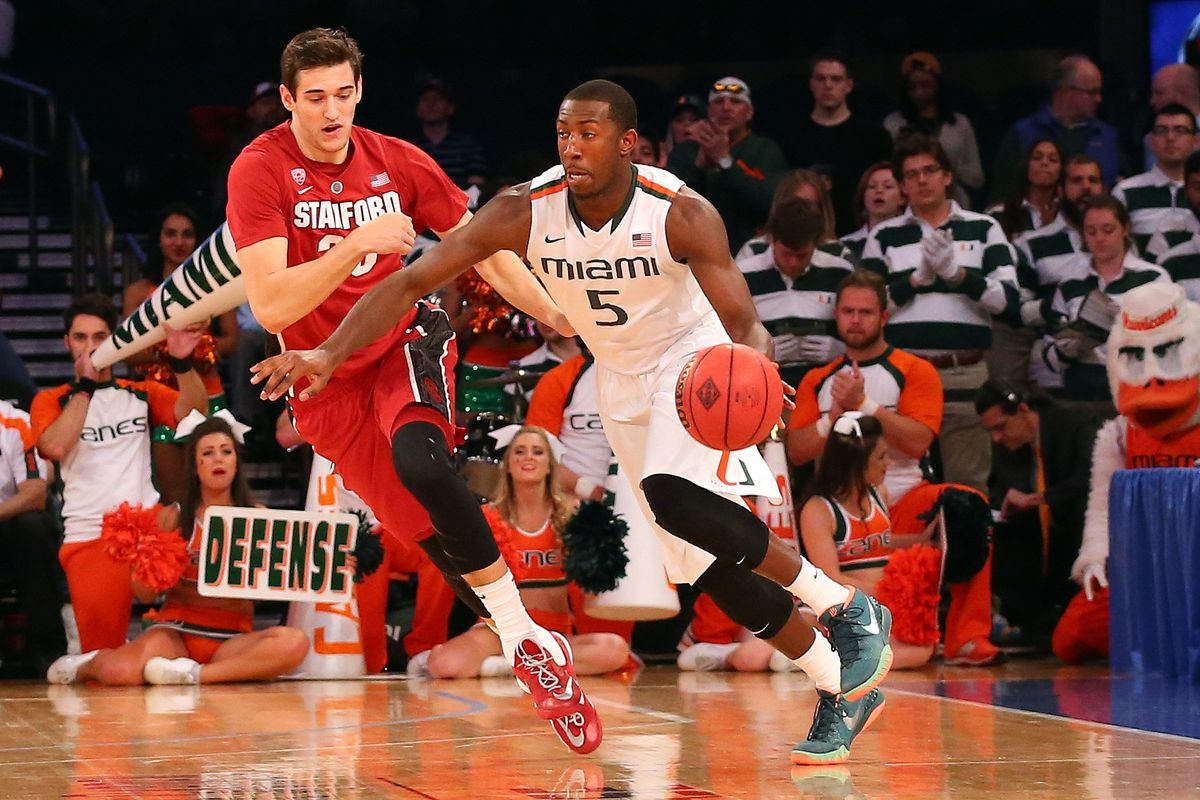full miami hurricanes basketball schedule announced - state of the u