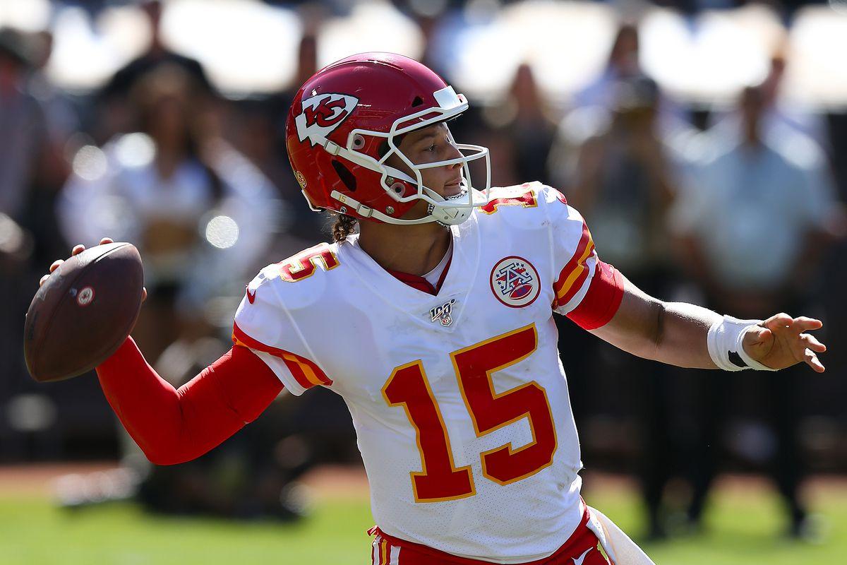 NFL: SEP 15 Chiefs at Raiders