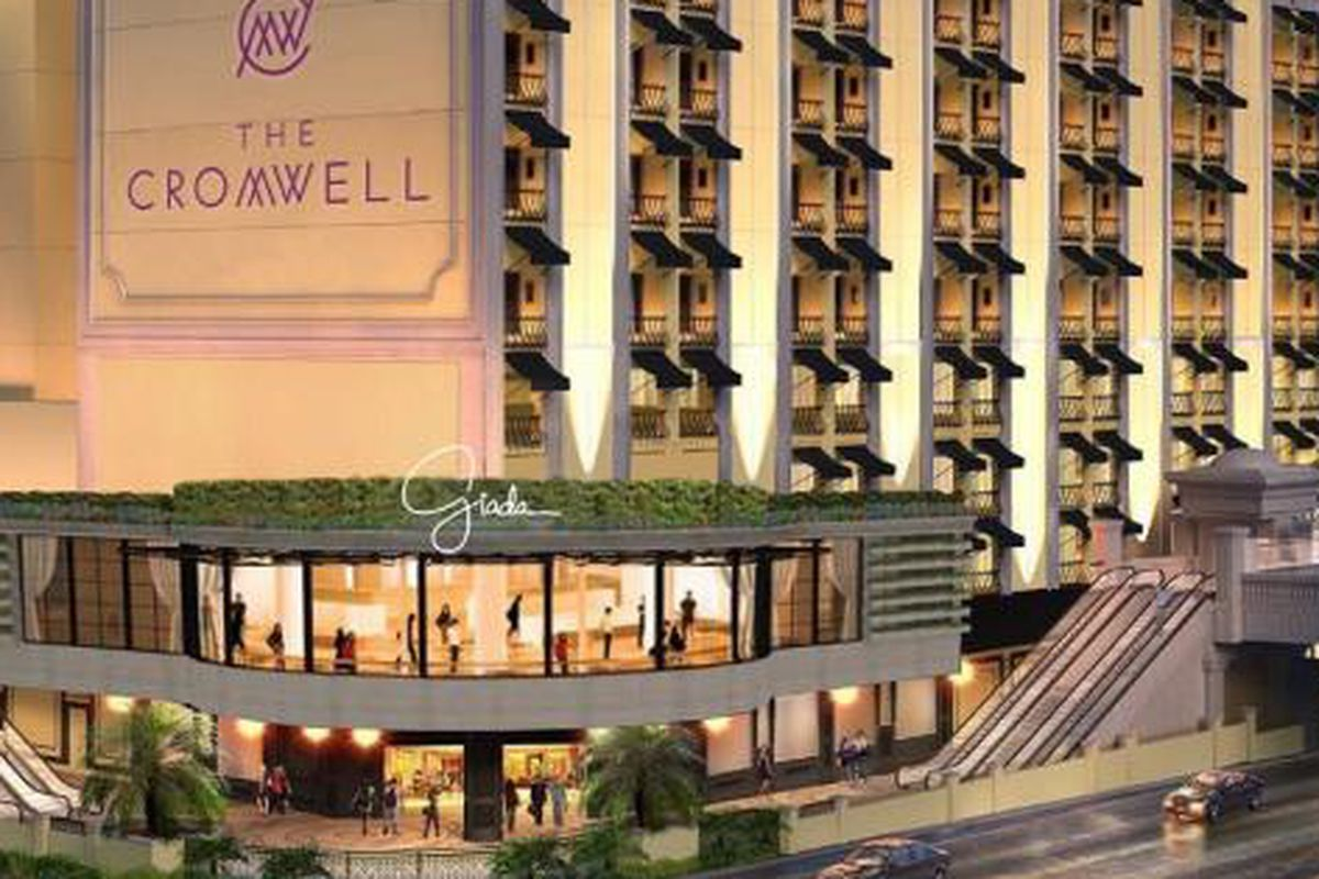 The Cromwell