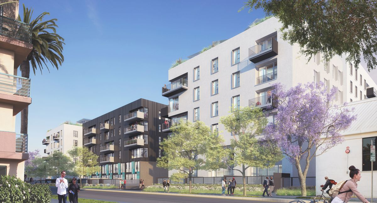 AVA_H_5 Take a look at mixed-user bringing 695 apartments to Santa Monica Boulevard near Highland