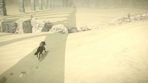 Shadow of the Colossus guide: The 11th colossus - Polygon