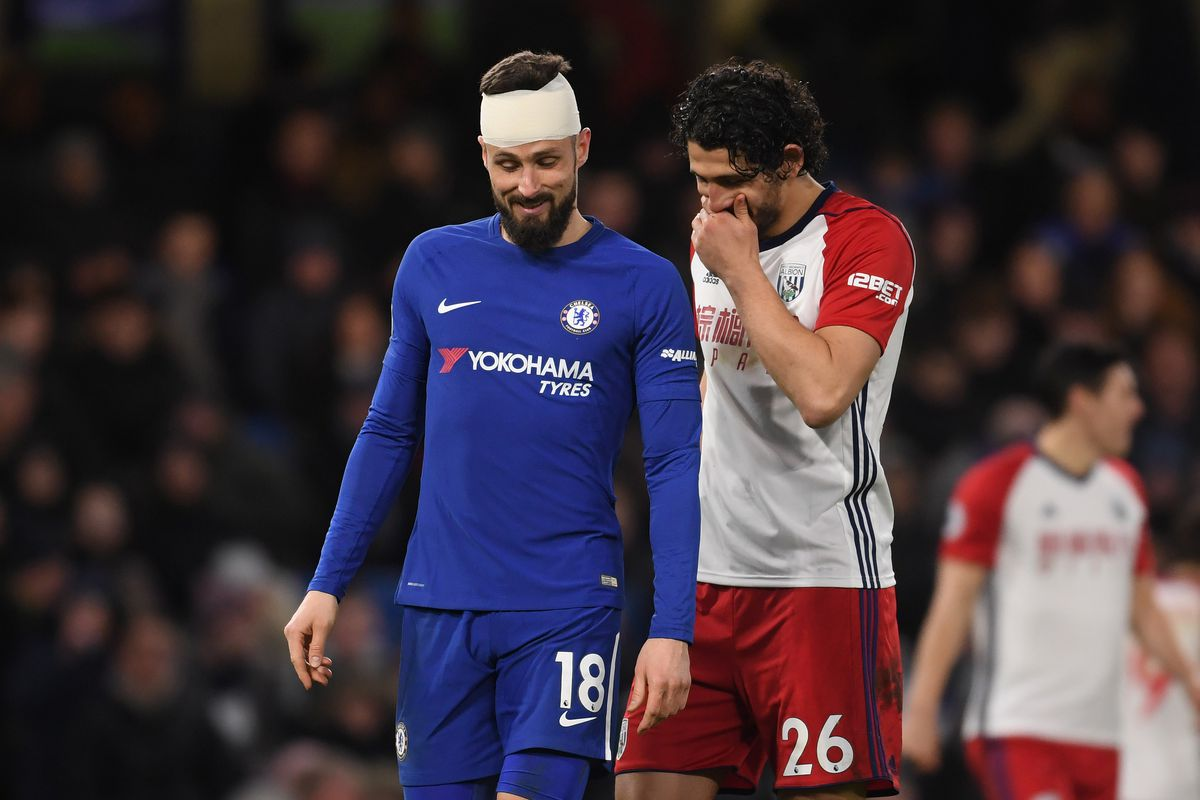 best service 8d6ba 38083 Chelsea the 'perfect club' for Olivier Giroud after five ...