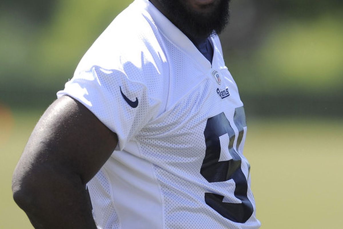 St. Louis Rams defensive tackle Michael Brockers should have a contract by the middle of June.