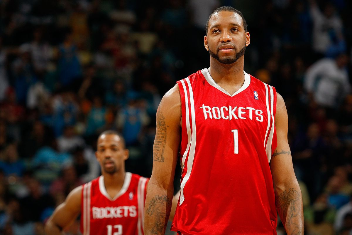 Tracy McGrady named to the basketball Hall of Fame The Dream Shake