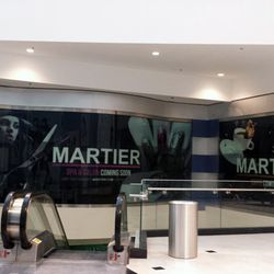 NYC's Martier is bringing its European-inspired boutique, salon and caffe to the Bloomingdale's wing.