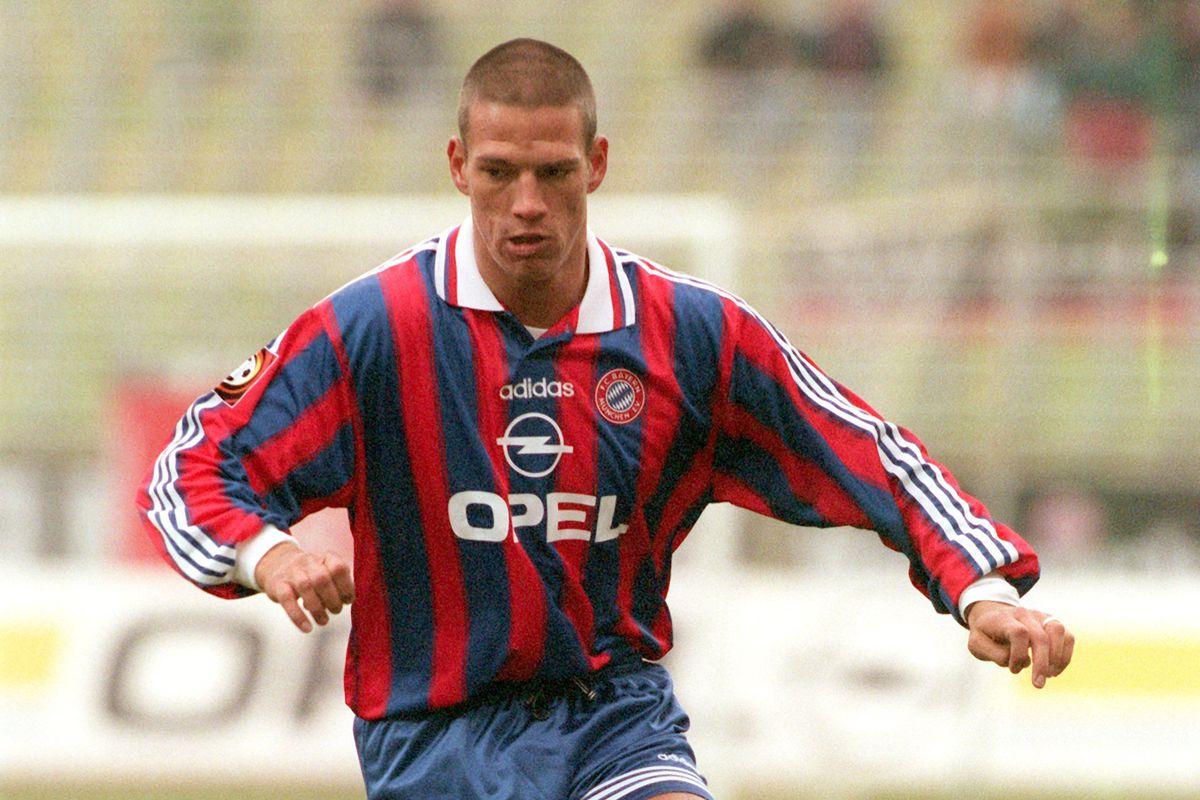 Christian Ziege in Aktion gegen den FC St. Pauli