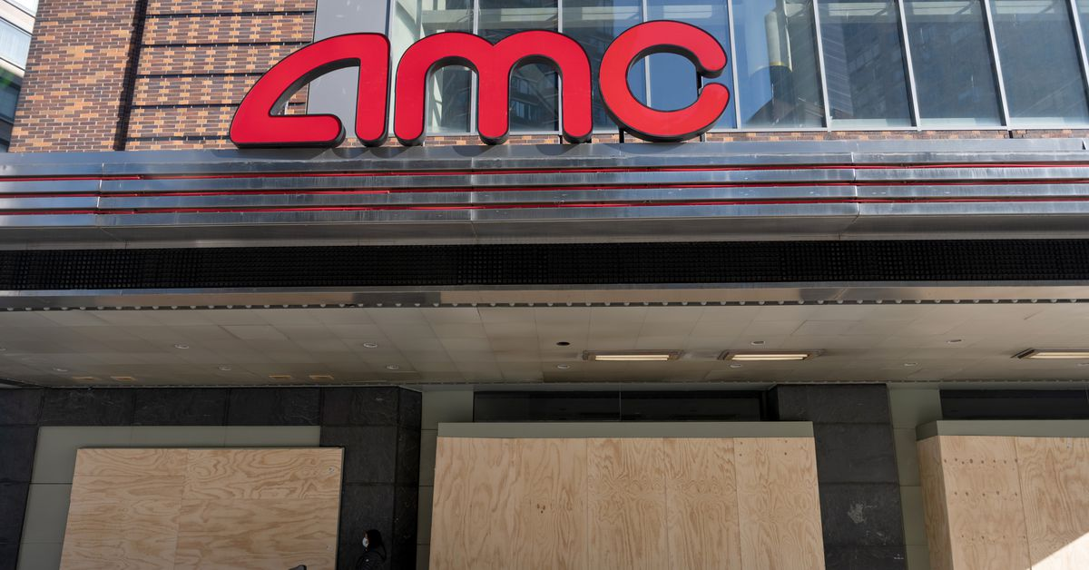 AMC Theatres staves off bankruptcy just in time for studios to delay their films all over again