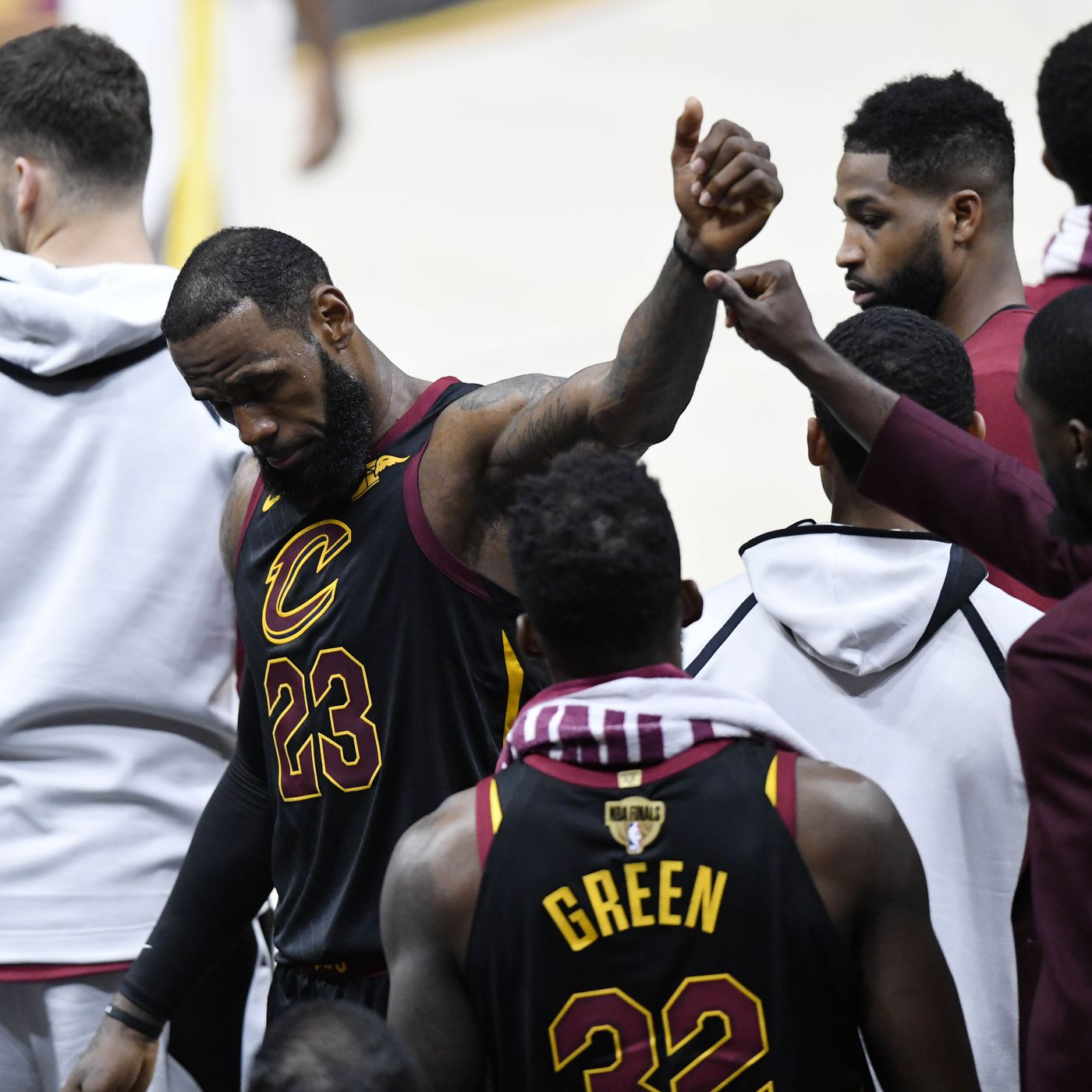 78b866eac50 Why did LeBron James leave the Cavaliers? 1 reason is the same as last time