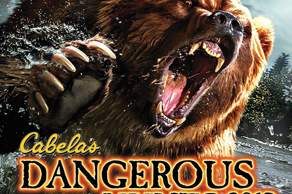 Cabela's Dangerous Hunts 2013 cover