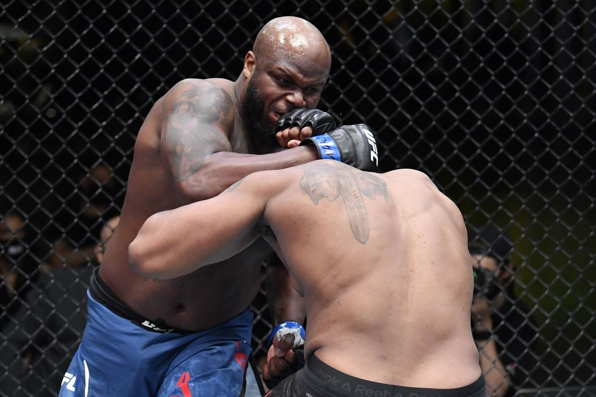 UFC Fight Night: Blaydes v Lewis