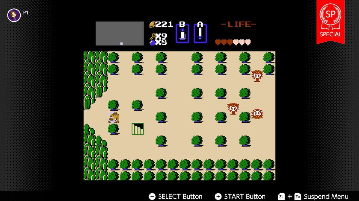 The Legend of Zelda: Living in Luxury!