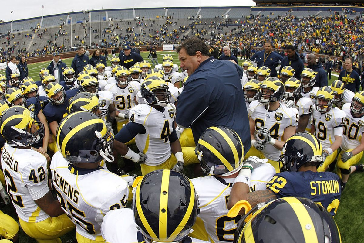 Team 135 is locked and loaded. With 16 fresh faces, Brady Hoke has more pieces to fit to his title puzzle.