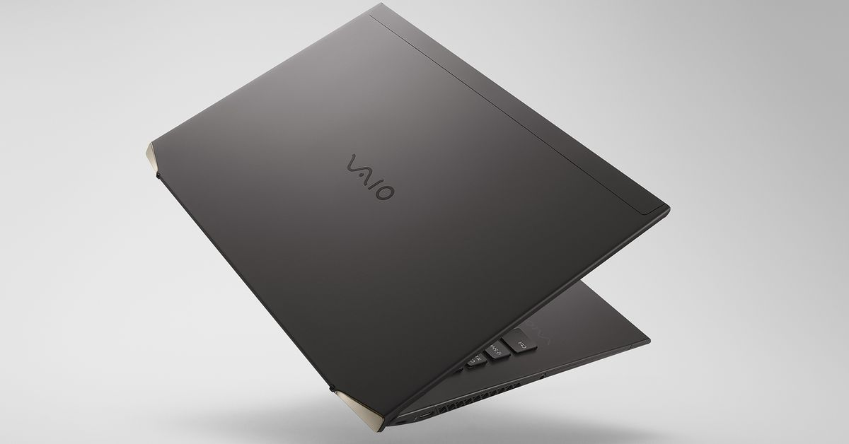 The carbon-fiber Vaio Z is the world's lightest laptop with an Intel H-series chip - The Verge