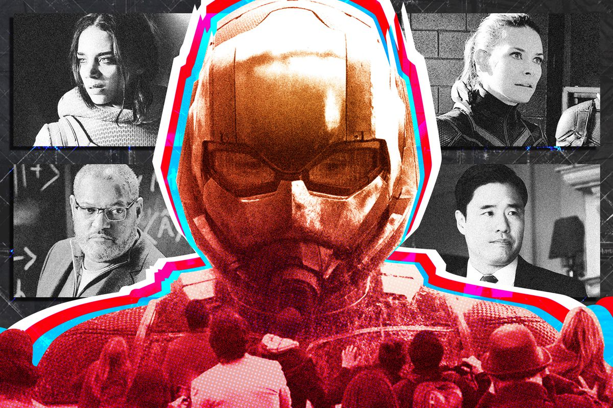 the ant man and the wasp exit survey the ringer