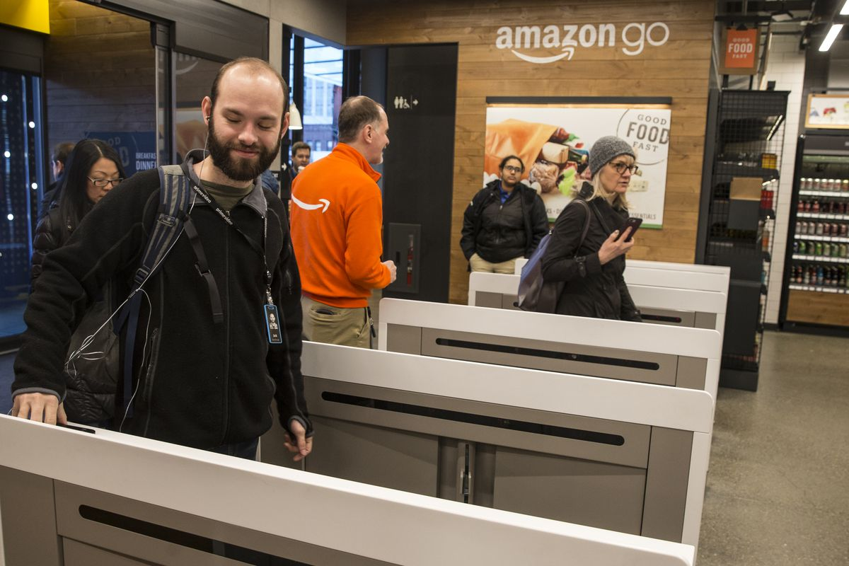 Amazon Go stores expanding in Seattle and Los Angeles