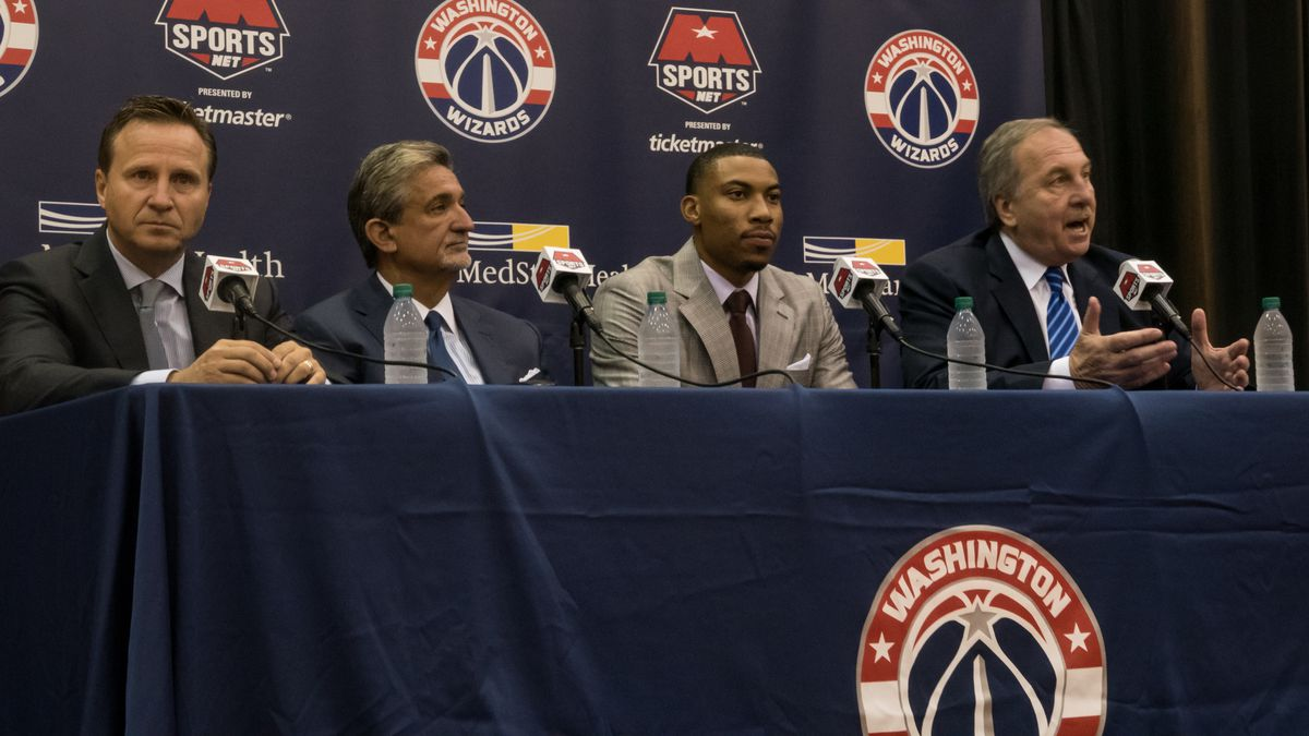 Washington Wizards Otto Porter Contract Extension Press Conference