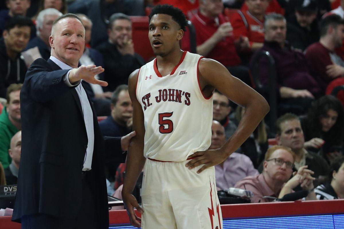 NCAA Basketball: Butler at St. John