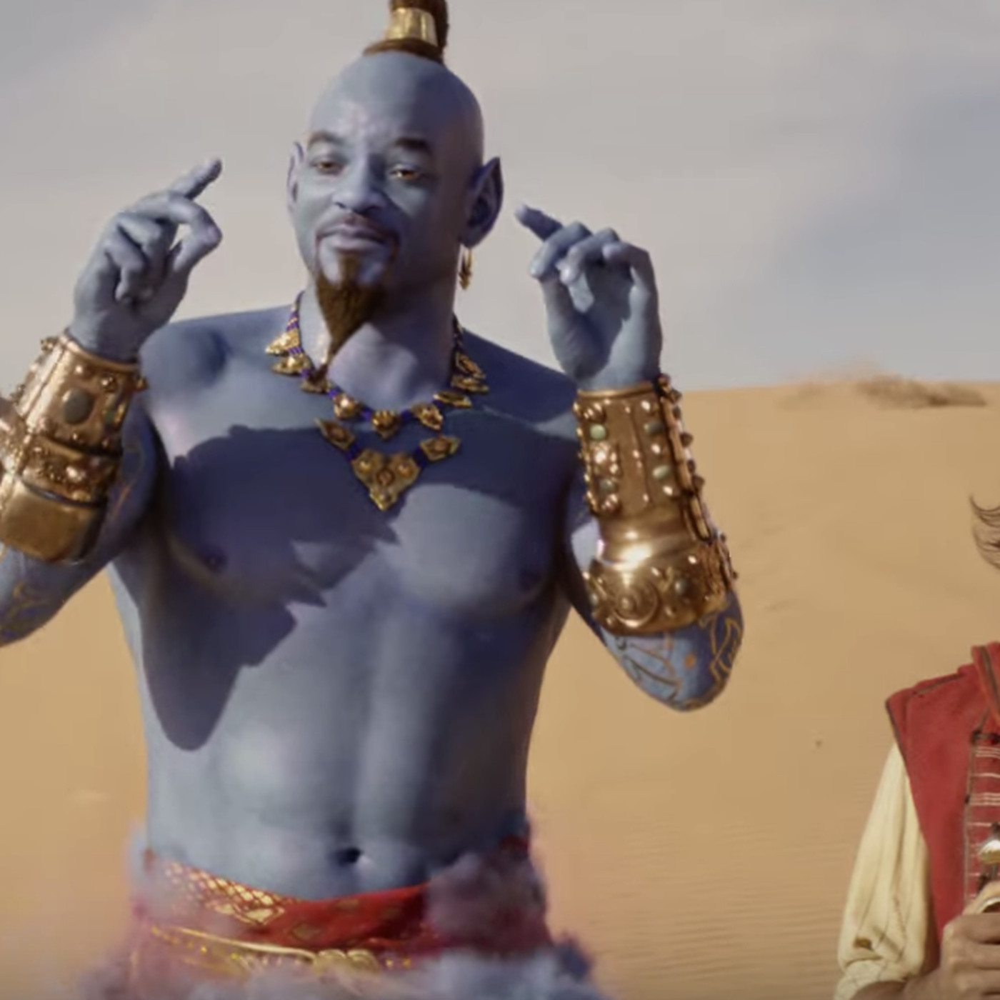Aladdin's newest trailer proves Genie is more than a meme