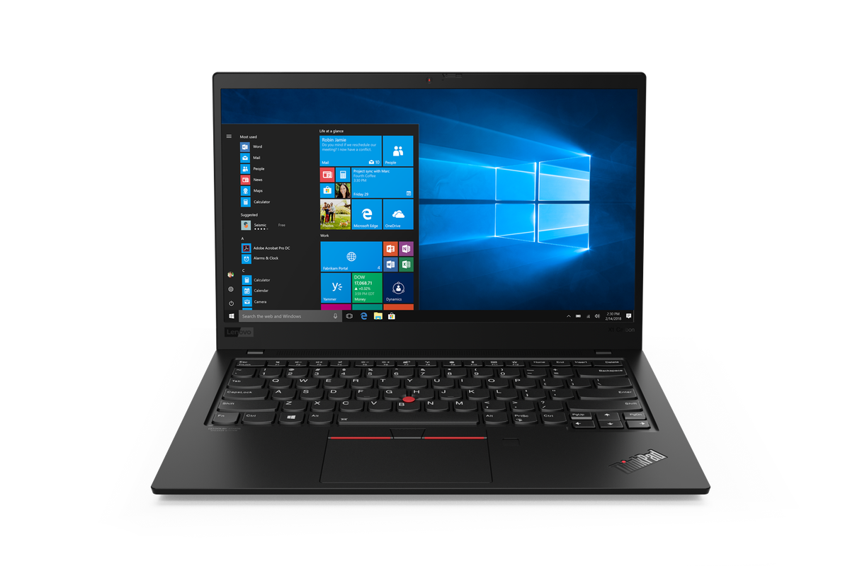 Lenovo Thinkpad X1 Carbon And Yoga Get New Designs For 2019