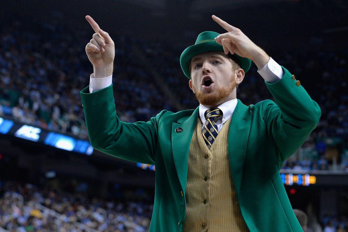 Happy St. Patrick's Day, Irish fans.