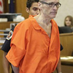 Martin MacNeill enters the courtroom before his sentencing Friday, Sept. 19, 2014, in Provo.