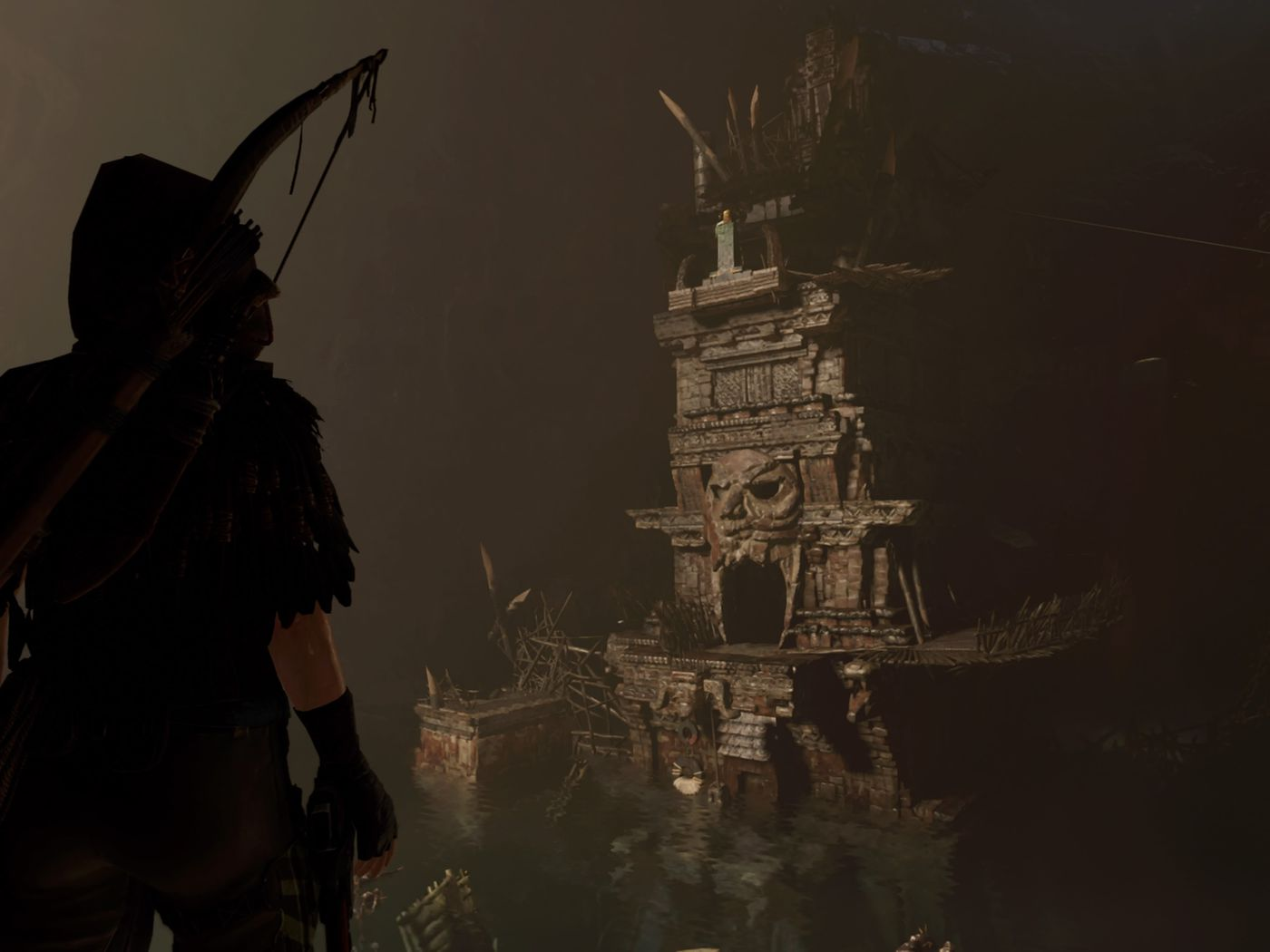 Shadow Of The Tomb Raider Mission Of San Juan Challenge Tomb