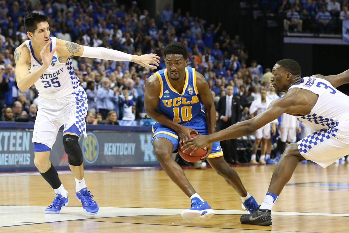 UCLA Basketball: Thanks and We've Been Here Before ...