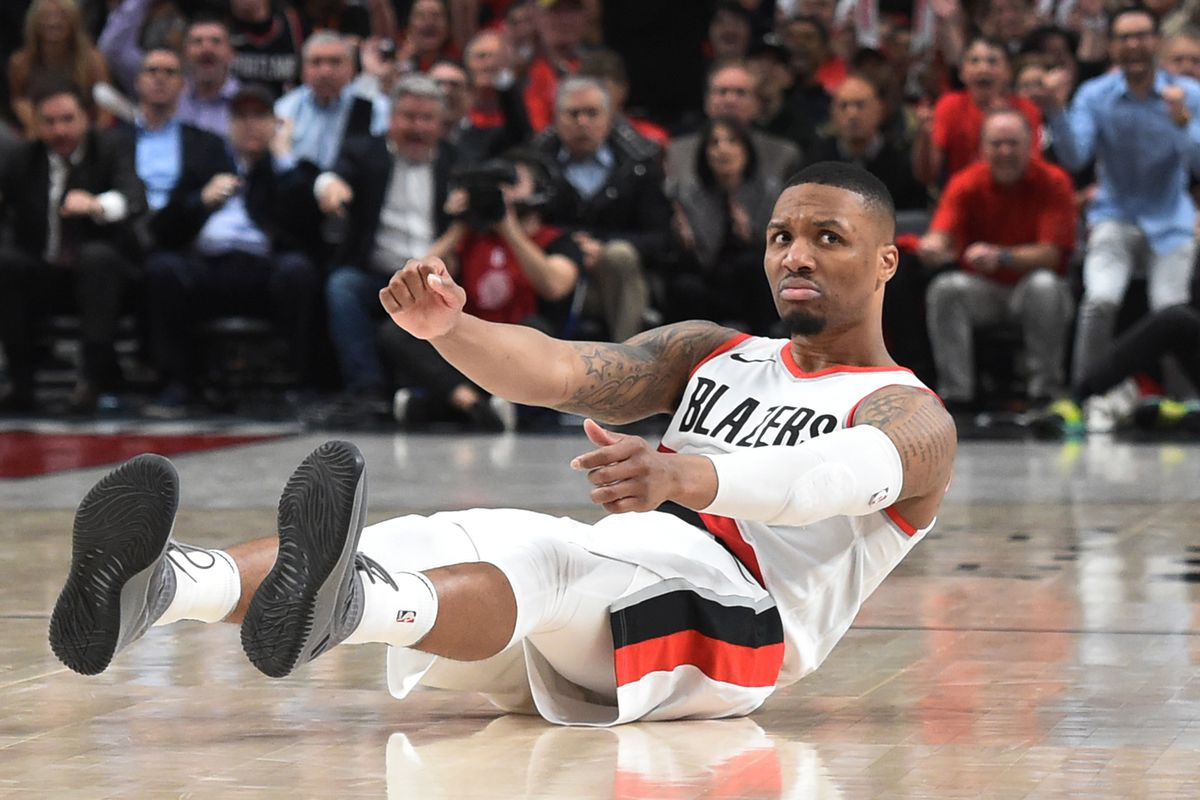 3bcf8dab2b1 Smith  Damian Lillard Open to Lakers or Knicks Trade If Blazers Don t  Improve